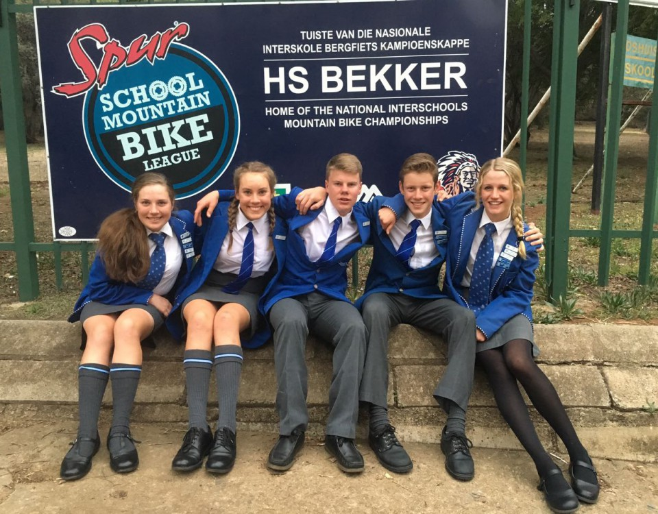 York High School George Mountain Biking 2016